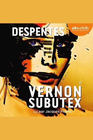 Vernon Subutex 2 - cover