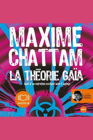 La Théorie Gaïa - cover