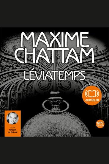 Léviatemps - cover