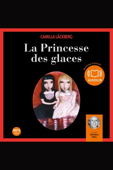 La Princesse des glaces - cover
