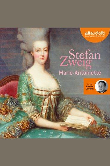 Marie-Antoinette - cover