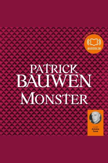 Monster - cover