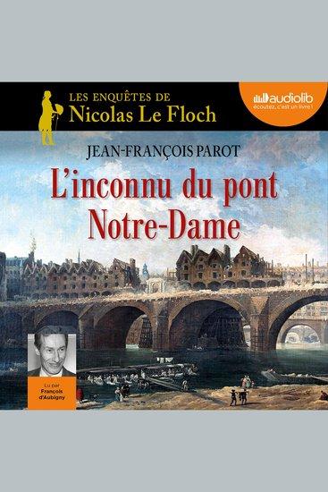 L'Inconnu du pont Notre-Dame - cover