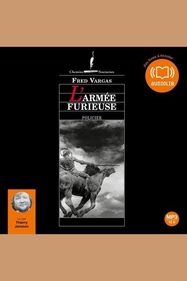 L'armée furieuse - cover