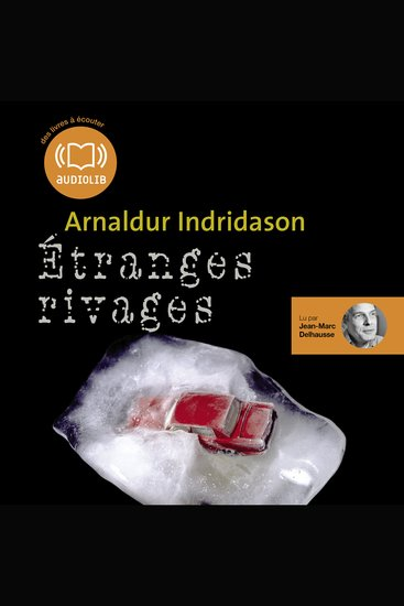 Etranges rivages - cover