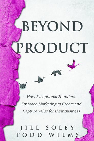 Beyond Product - cover
