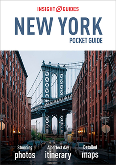 Insight Guides Pocket New York City (Travel Guide eBook) - cover