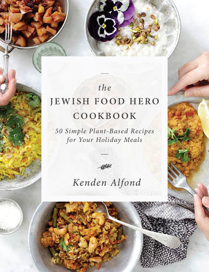 The Jewish Food Hero Cookbook - cover