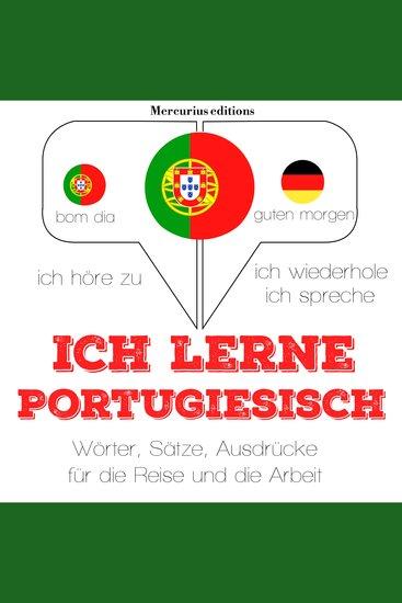 Ich lerne Portugiesisch - cover