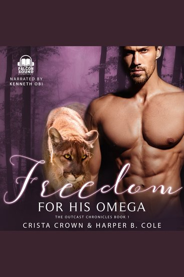 Freedom For His Omega - An MPREG Romance - cover
