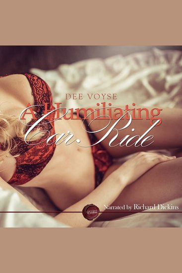 Humiliating Car Ride A - An Erotic Short Story - cover