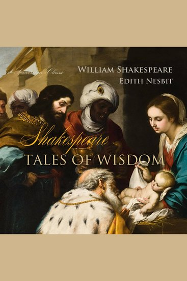 Shakespeare Tales of Wisdom - cover