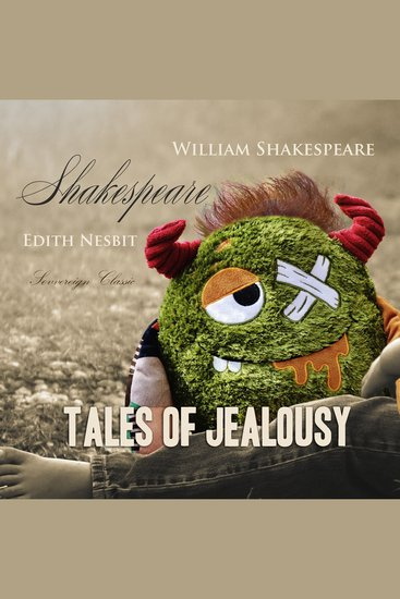 Shakespeare Tales of Jealousy - cover