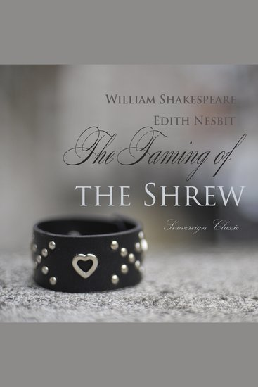 The Taming of the Shrew - Sovereign Classic - cover