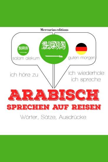 Arabisch sprechen auf Reisen - cover