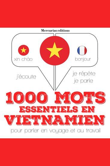 1000 mots essentiels en vietnamien - cover