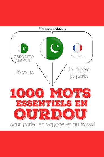 1000 mots essentiels en ourdou - cover