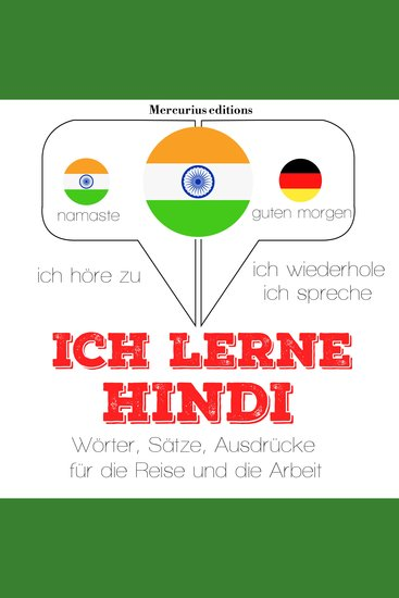 Ich lerne Hindi - cover