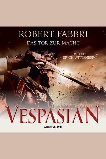 Das Tor zur Macht - Vespasian 2 - cover