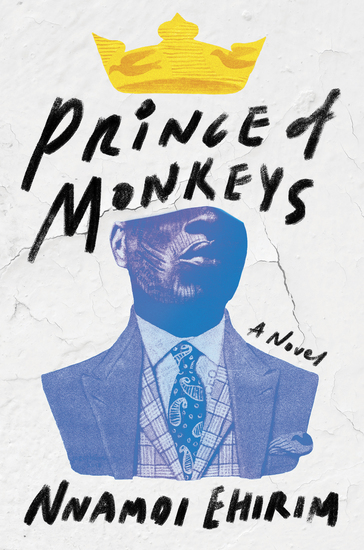 Prince of Monkeys - A Novel - cover