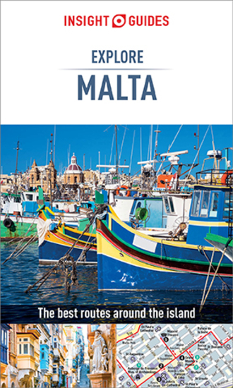 Insight Guides Explore Malta (Travel Guide eBook) - cover