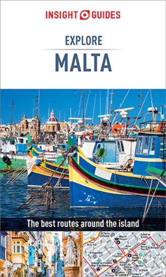 Insight Guides Explore Malta (Travel Guide eBook) - cover