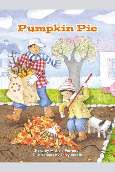 Pumpkin Pie - cover