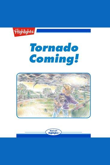 Tornado Coming - cover
