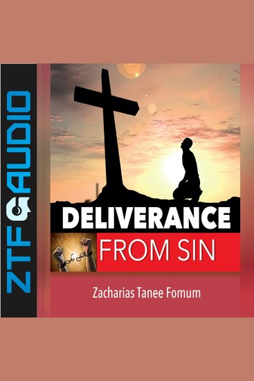 Deliverance From Sin - cover