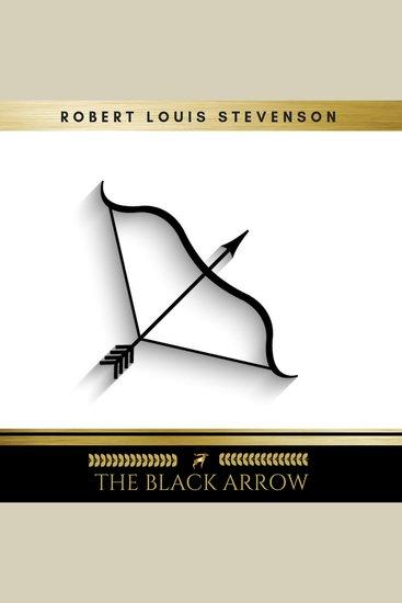 The Black Arrow - cover