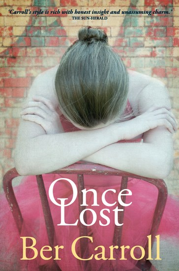 Once Lost - cover