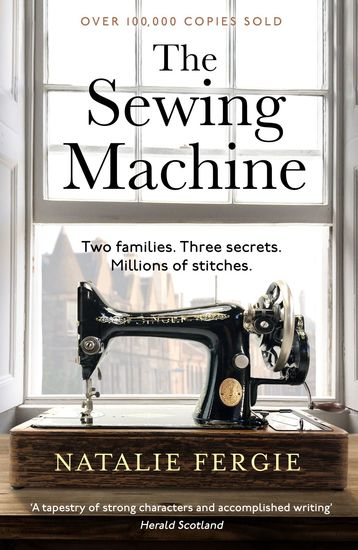 The Sewing Machine - cover