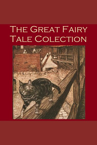 The Great Fairy Tale Collection - Marvellous Tales from around the World - cover