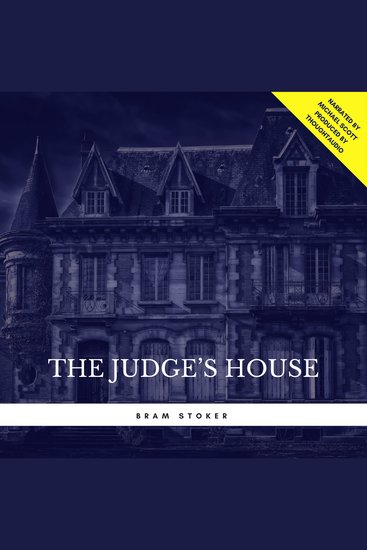 The Judge's House - cover