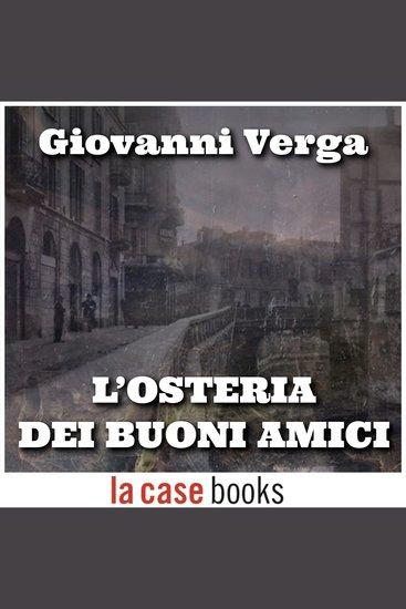 """L'osteria dei """"Buoni Amici"""" - cover"""
