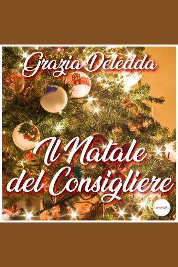 Il Natale del consigliere - cover