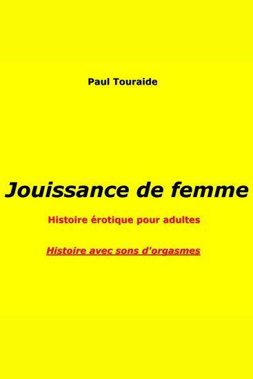 Jouissance de femme - Plaisir lesbien - cover