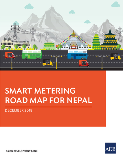 Smart Metering Road Map for Nepal - cover