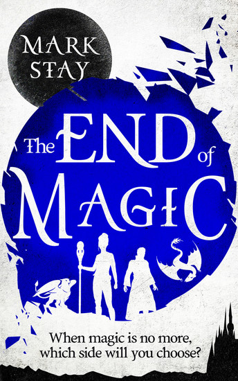 The End of Magic - cover