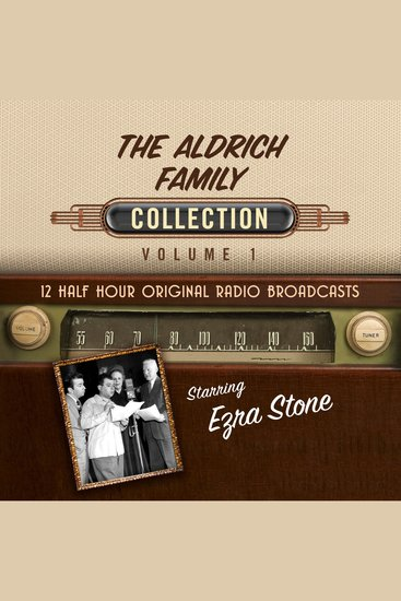 The Aldrich Family Collection Volume 1 - cover