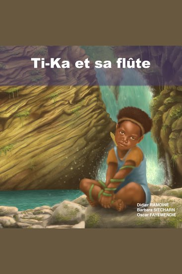 Ti-Ka et sa Flute - cover