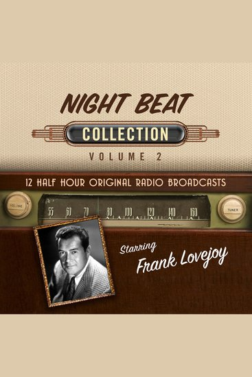 Night Beat Collection Volume 2 - cover