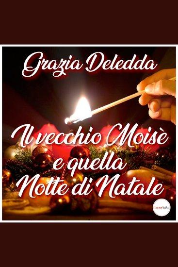 Il vecchio Moisé e la notte di Natale - cover