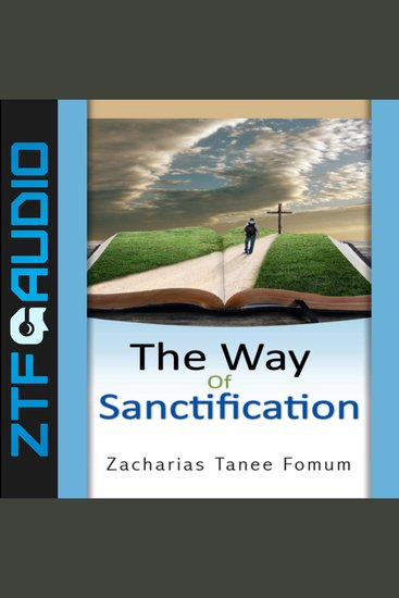 The Way of Sanctification - cover