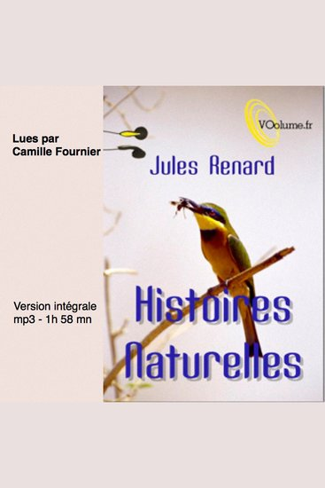 Histoires naturelles - cover