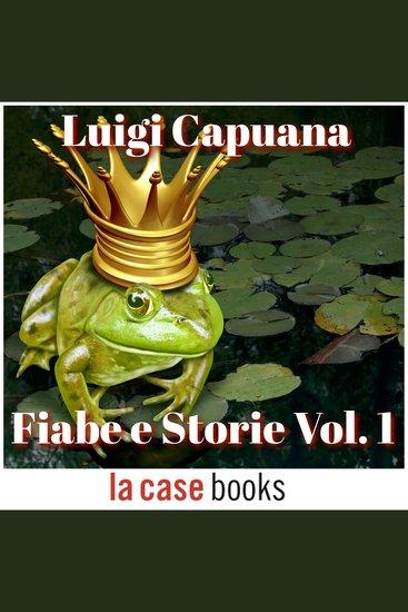 Fiabe e storie Vol 1 - cover
