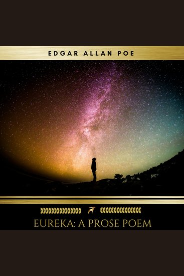Eureka: A Prose Poem - cover