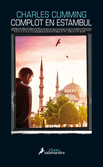 Complot en Estambul - cover