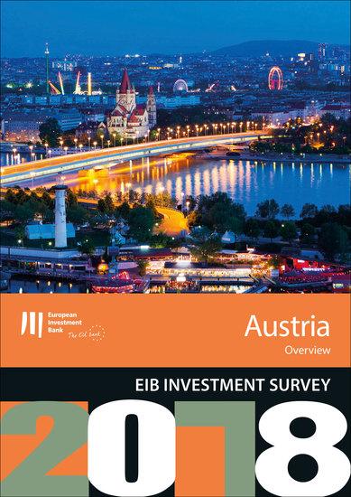 EIB Investment Survey 2018 - Austria overview - cover