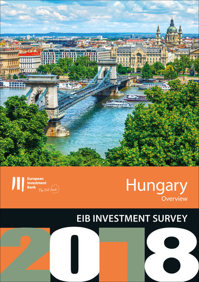 EIB Investment Survey 2018 - Hungary overview - cover